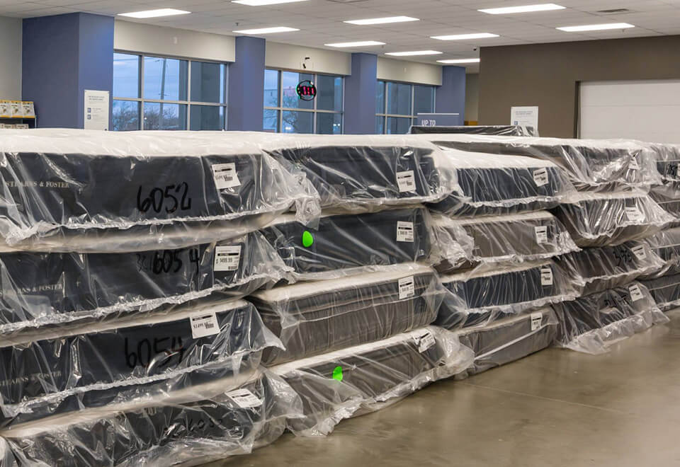 Sleep Outfitters Outlet offers A MATTRESS FOR EVERY BODY AND EVERY BUDGET