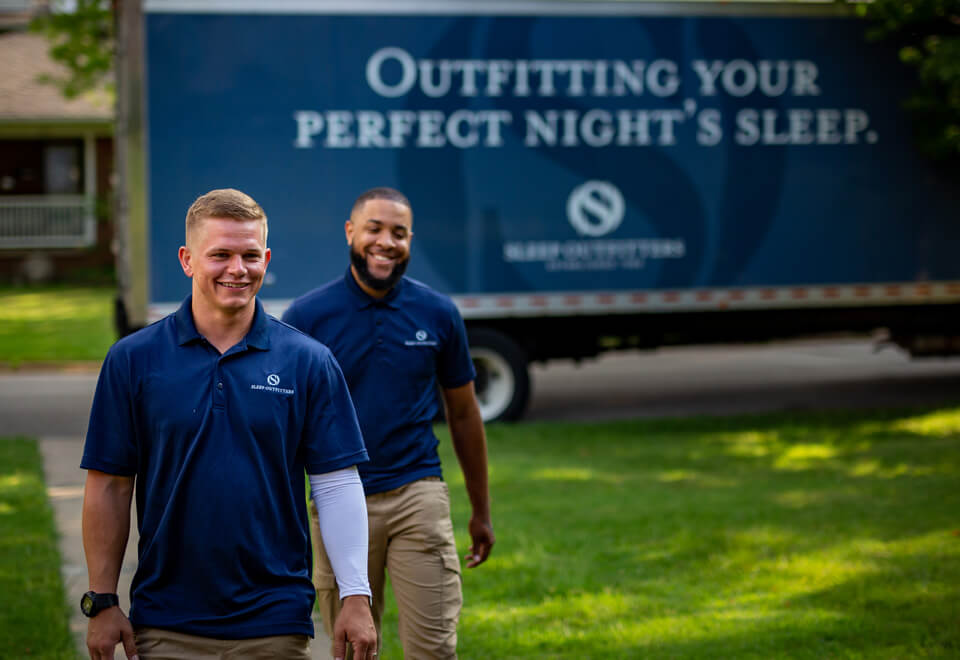 Sleep Outfitters Outlet - Premium Delivery